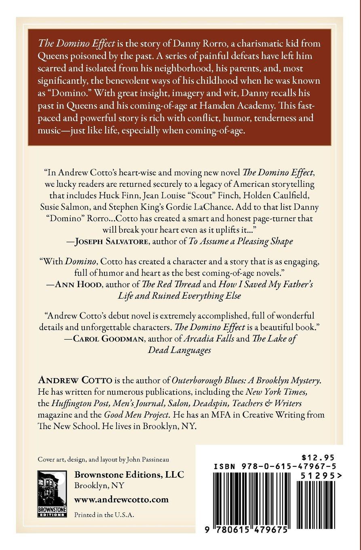 The Domino Effect: Andrew Cotto, John Passineau: 9780615479675: Amazon:  Books