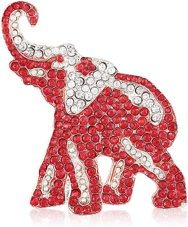 Crimson Crystal Rhinestone...