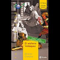 El misterio Velázquez (ebook) (Castellano - Juvenil - Paralelo Cero nº 20)