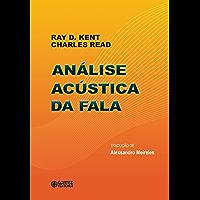Análise acústica da fala