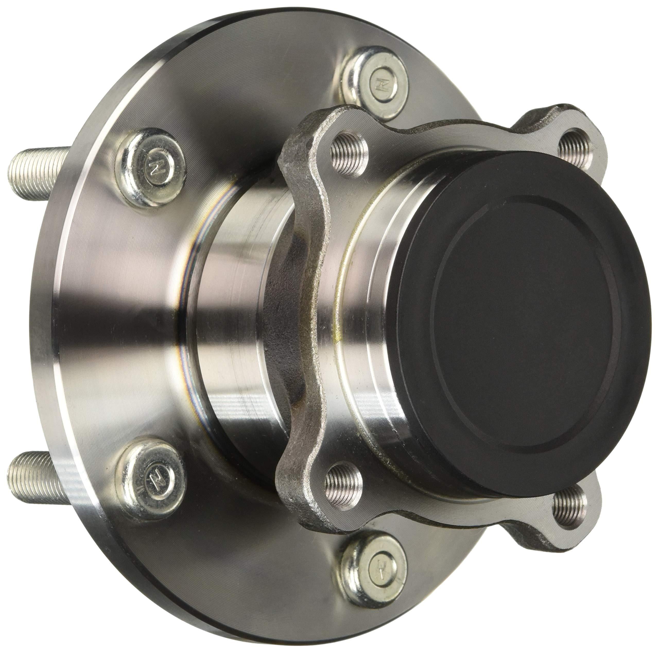 Timken HA590098 Axle Bearing and Hub Assembly