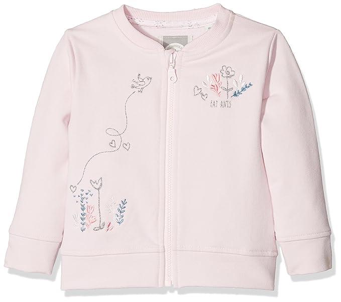 b9c8ff5e6f320 Sanetta Sweat-Shirt Bébé Fille  Amazon.fr  Vêtements et accessoires