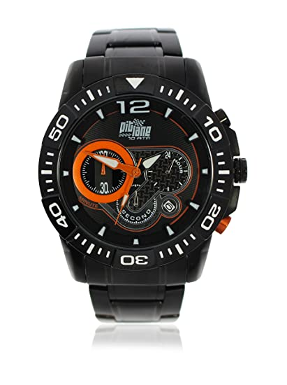 PITLANE Reloj con movimiento Miyota Man PL-1013-2 45 mm: Amazon.es: Relojes