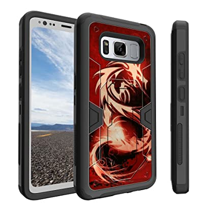Amazon.com: untouchble carcasa para Samsung Galaxy S8 Active ...