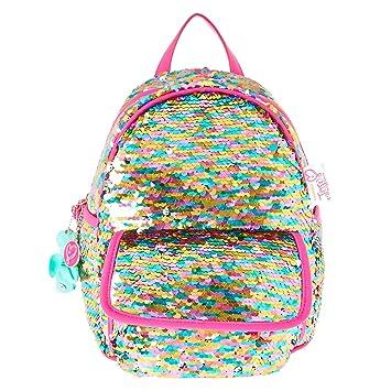 66777079bd649 JoJo Siwa Reversible Sequin Mini Backpack  Amazon.co.uk  Office Products