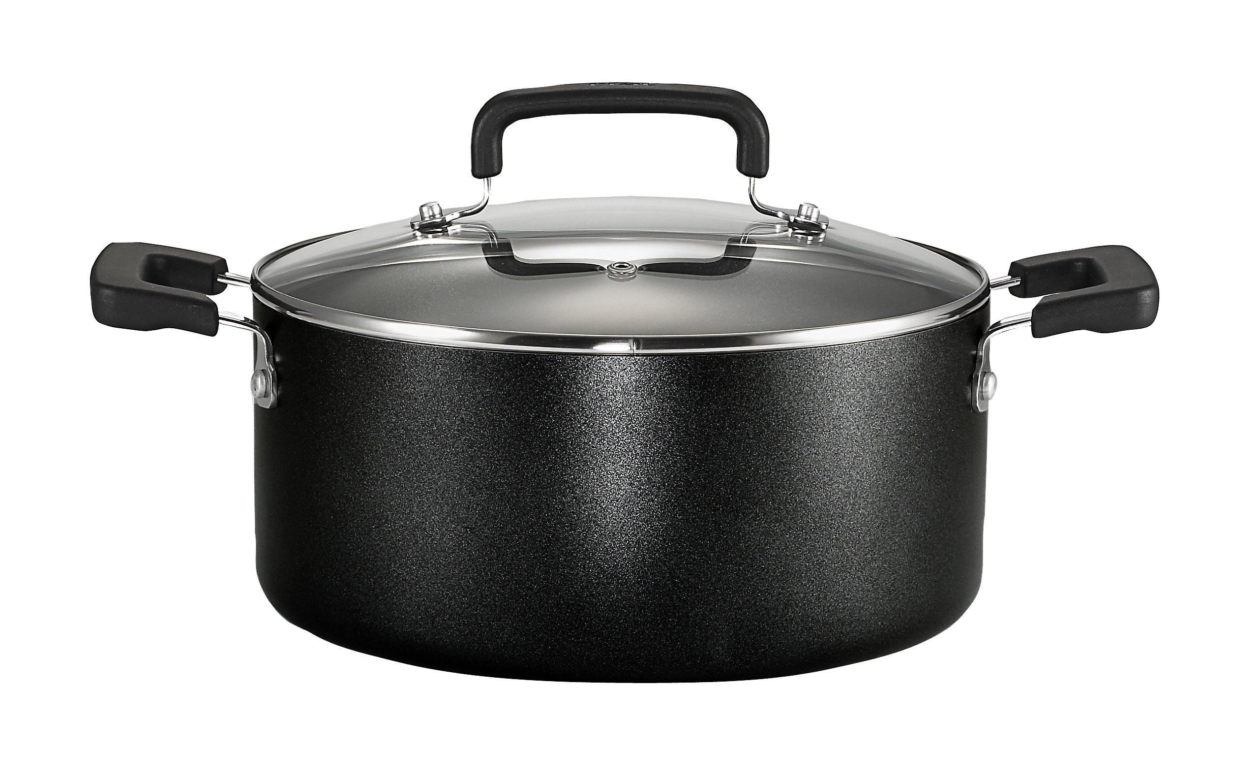 t fal cookware set nonstick pots and pans set 12 piece thermo spot heat 751429331984 ebay. Black Bedroom Furniture Sets. Home Design Ideas