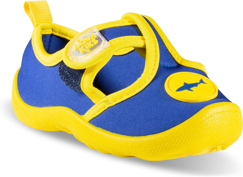 Aquakiks Water Aqua Shoes for Boys /& Girls Kids Waterproof Sandals