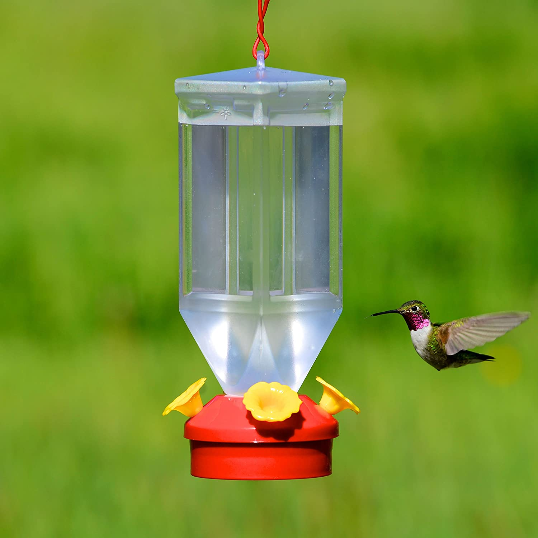 how to make hummingbird food for a hummingbird feeder