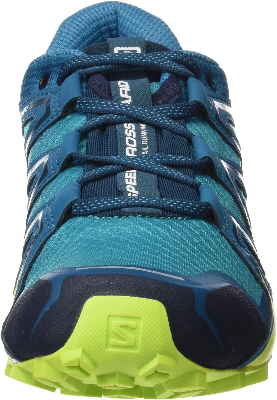 Synth/étique//Textile Noir Pointure Salomon Femme Speedcross Vario 2 Chaussures de Course /à Pied et Trail Running