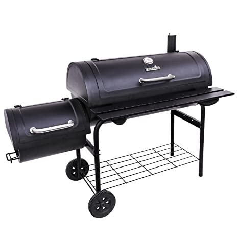 Char-Broil Deluxe Offset Smoker, 40
