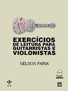 Exercícios de Leitura Para Guitarristas e Violonistas (+ CD-ROM)