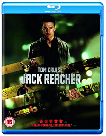 Image result for jack reacher 2012 blu-ray