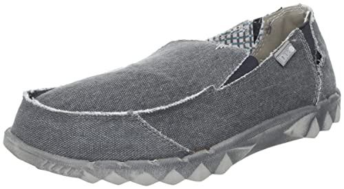 Hey Dude - Mocasines para hombre gris gris: Amazon.es: Zapatos y complementos