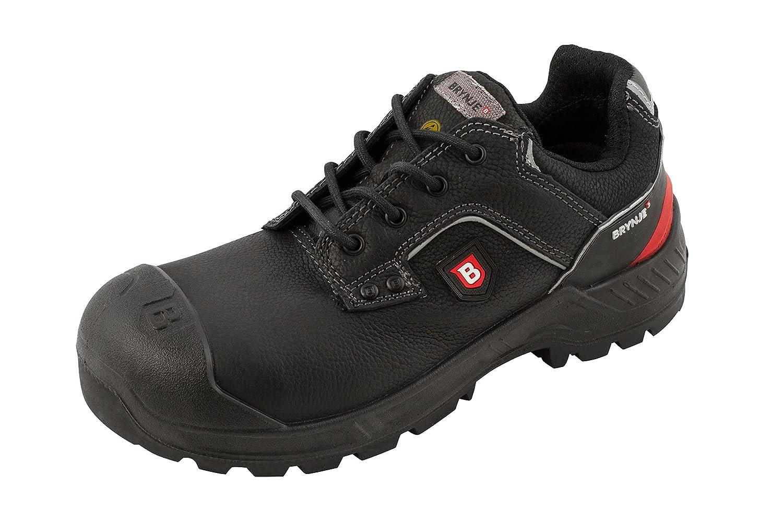 brynje Robusto Calzado de Seguridad S3 Negro: Amazon.es: Zapatos y complementos