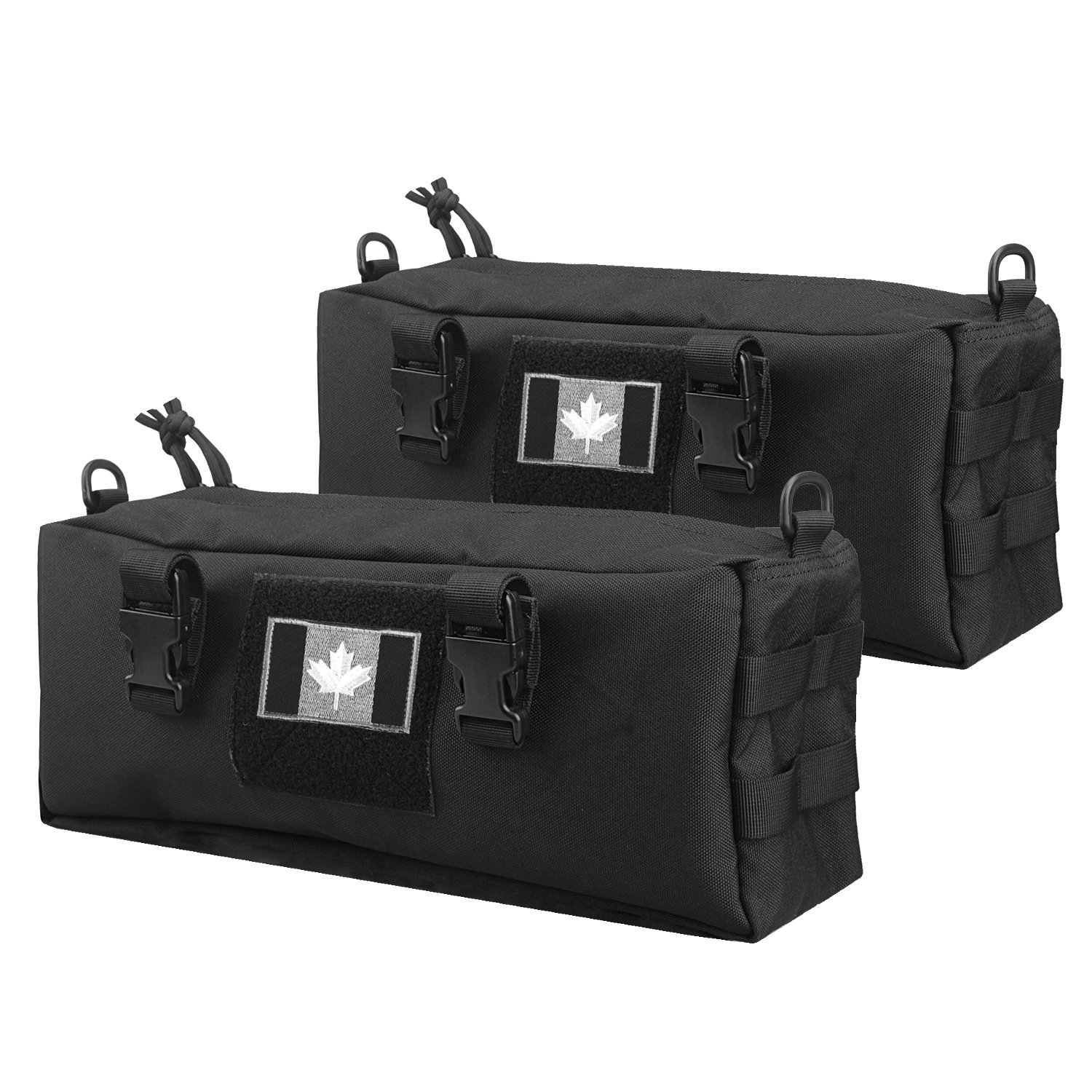 AMYIPO Tactical Pouch Multi-Purpose Large Capacity Increment Pouch Short Trips Bag