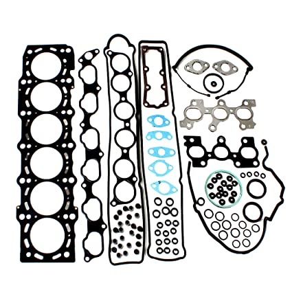 Amazon Com Cns Eh0480 Head Gasket Set For 93 98 Toyota Supra Turbo