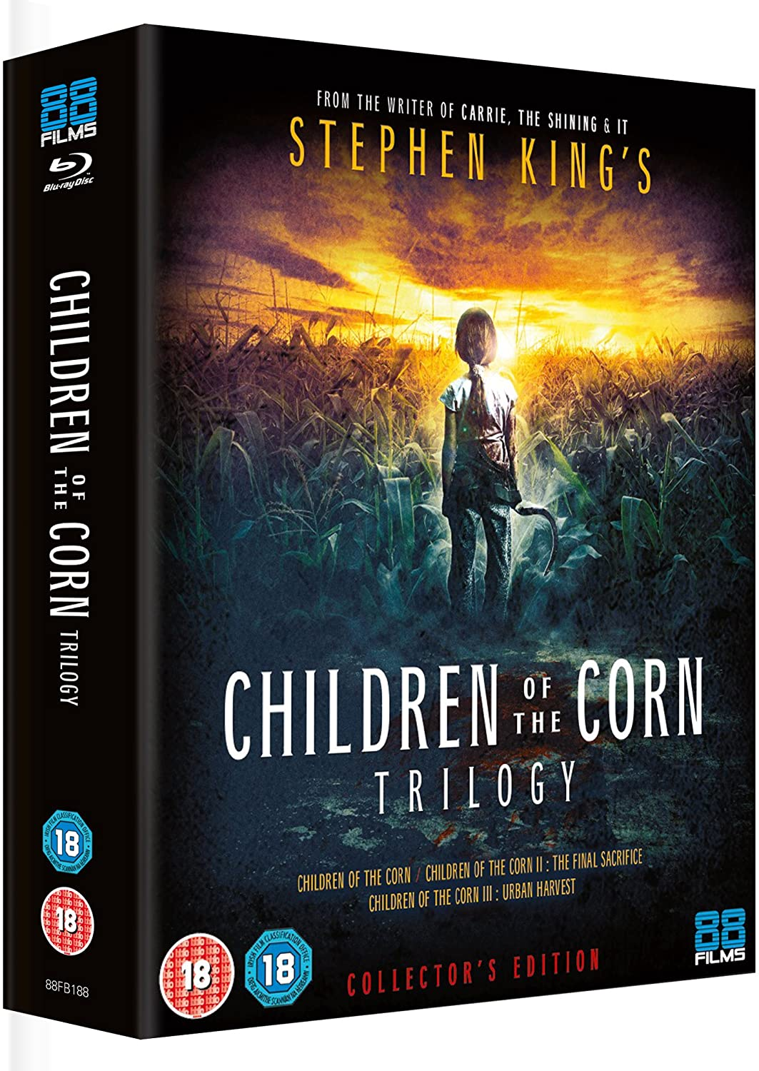 Children of the Corn Trilogy - Collectors Edition Blu-ray ...