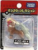"Takaratomy Entei (MC-43): Pokemon Monster Collection 2"" Mini Figure"