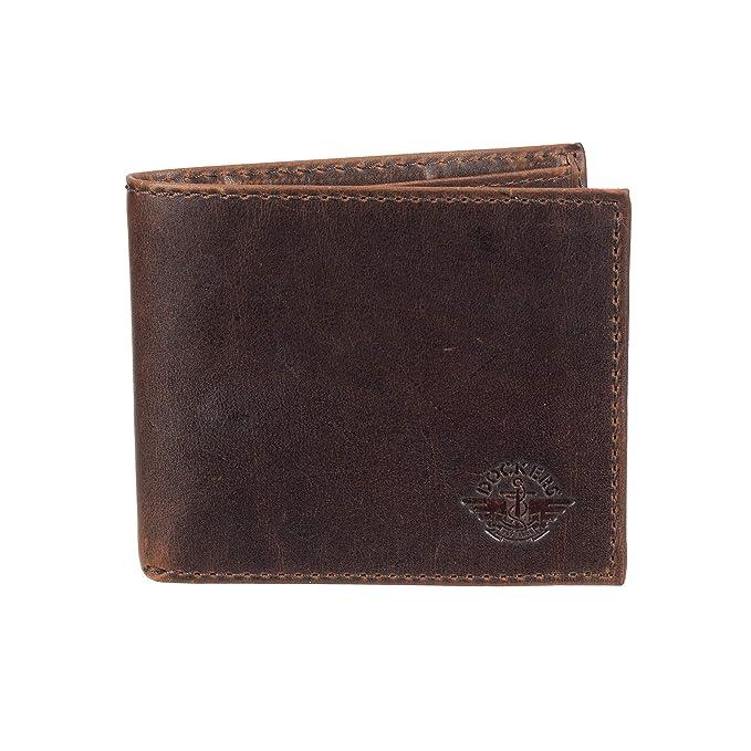 Amazon.com: Dockers RFID Billetera de viaje con bloqueo de ...