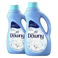 Downy Ultra Cool Cotton Liquid Fabric Conditioner 2 Count