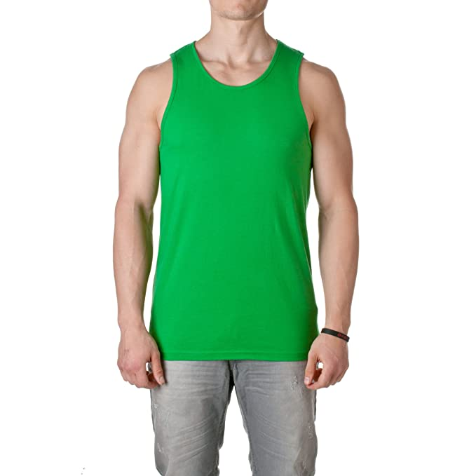 796516041fce4 Image Unavailable. Image not available for. Color  Next Level Apparel Men s  3633 Jersey Tank ...