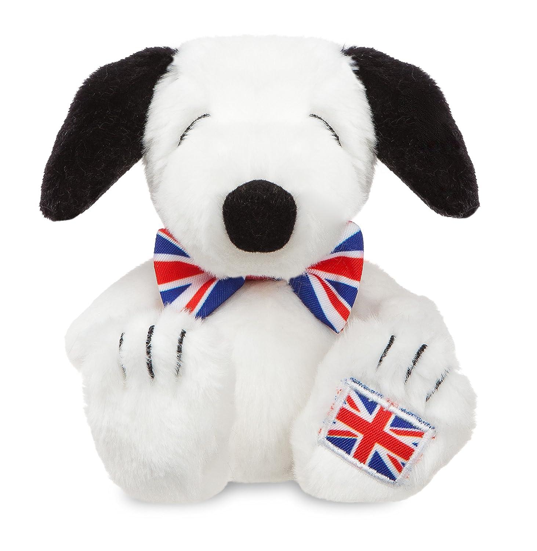 Aurora Juguete de Snoopy Union Jack World 60788: Amazon.es: Juguetes y juegos