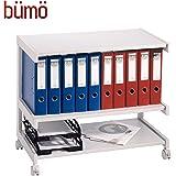 b m rollwagen b rowagen f r ordner ablagen mehrzwecktisch auf rollen rollschrank f r. Black Bedroom Furniture Sets. Home Design Ideas