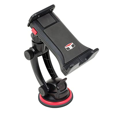 Tuff Tech 23383 Universal Super Stick Windshield/Dash Mount Phone/Tablet Holder: Automotive