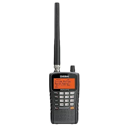Uniden BCD325P2 Handheld Trunk Tracker V Scanner