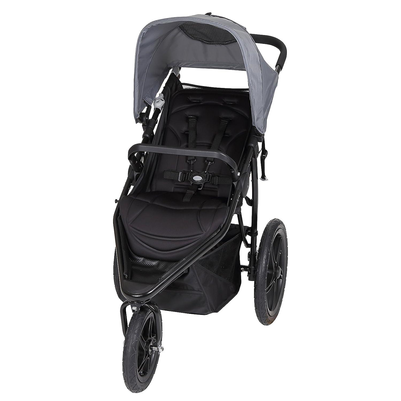 Baby Trend Stealth Jogging Stroller, Alloy JG30727