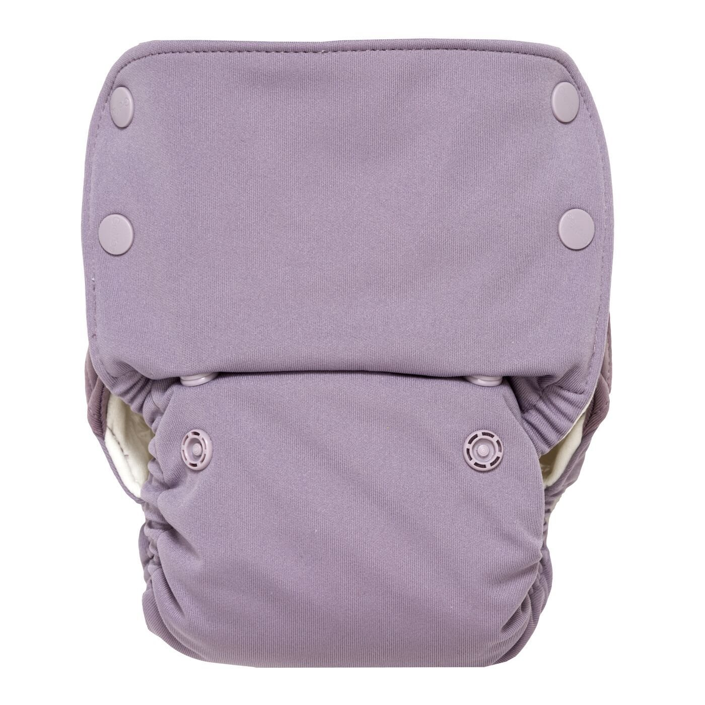 Grovia Hybrid Cloth Waterproof Diaper Cover Snap Shell One Size New Vanilla Pretty And Colorful Baby