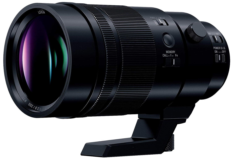 パナソニック 単焦点 超望遠レンズ マイクロフォーサーズ用 ライカ DG ELMARIT 200mm/F2.8/POWER O.I.S. H-ES200   B077HBHGS6