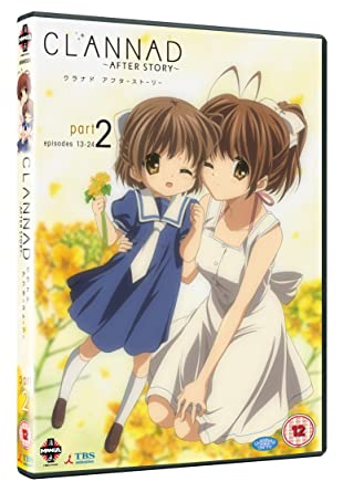 Amazon Com Clannad After Story Part 2 Dvd Import Anglais