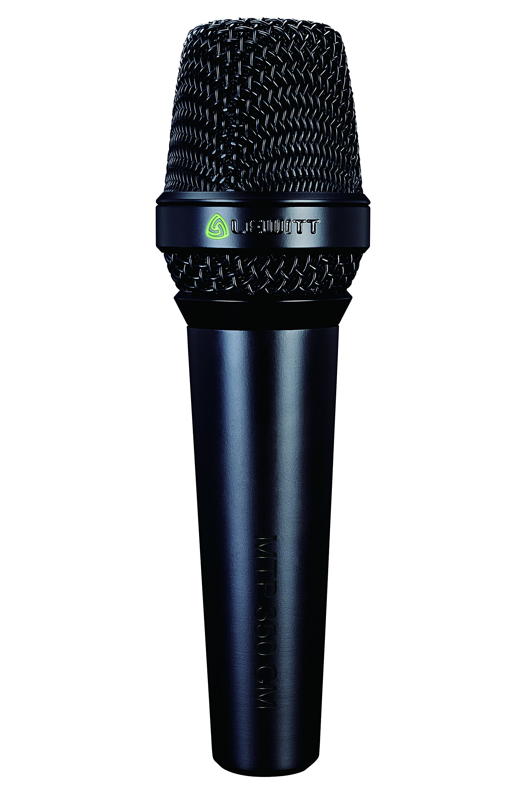 Lewitt Wired Handheld Microphone for Vocals and Live Interviews (MTP-350-CM)