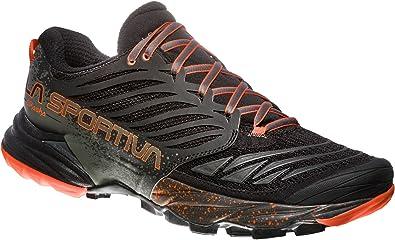 LA SPORTIVA Akasha, Zapatillas de Trail Running para Hombre ...