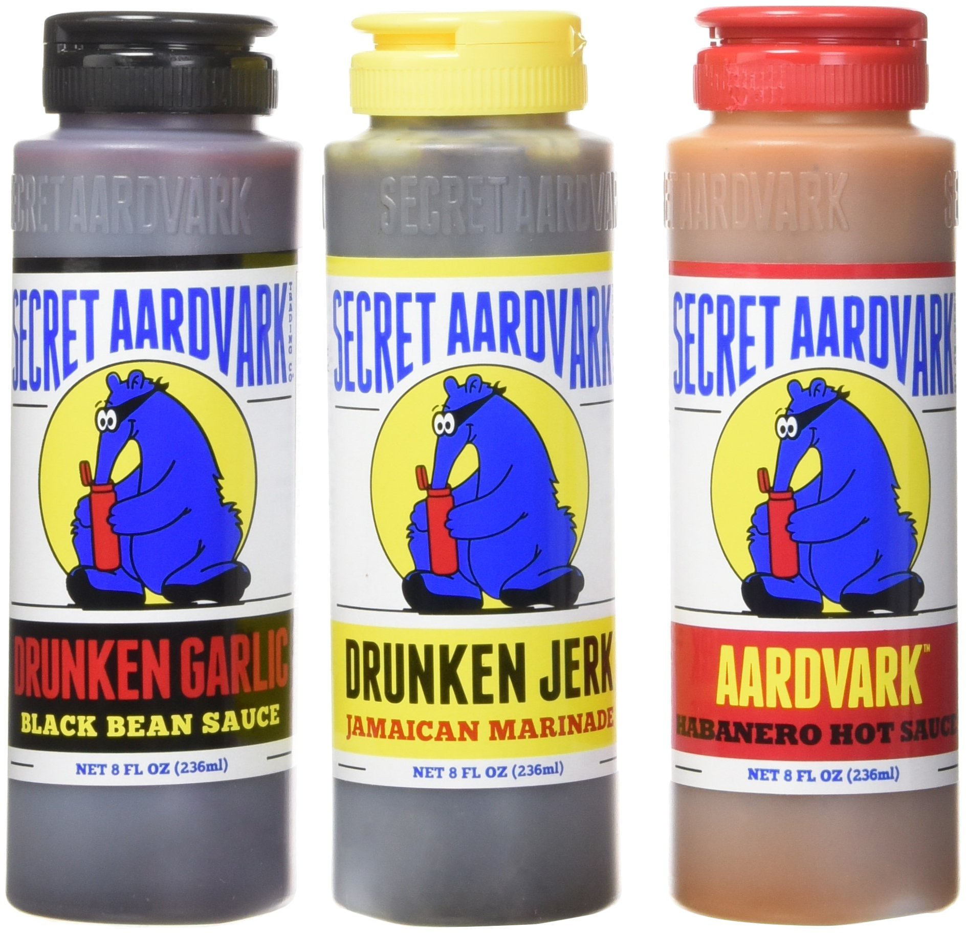 Secret Aardvark Combo 3-Pack, 8 fl oz by Secret Aardvark