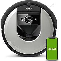 Robot aspirador iRobot Roomba i7156 Alta potencia, Para mascotas, Mapea y se adapta a tu hogar, Programa por habitación…