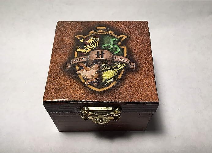 Amazon Com Harry Potter Hogwarts Inspired Proposal Engagement Ring
