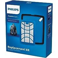 Philips fc8003/01Kit Filtre de rechange pour aspirateur sans sac, blanc