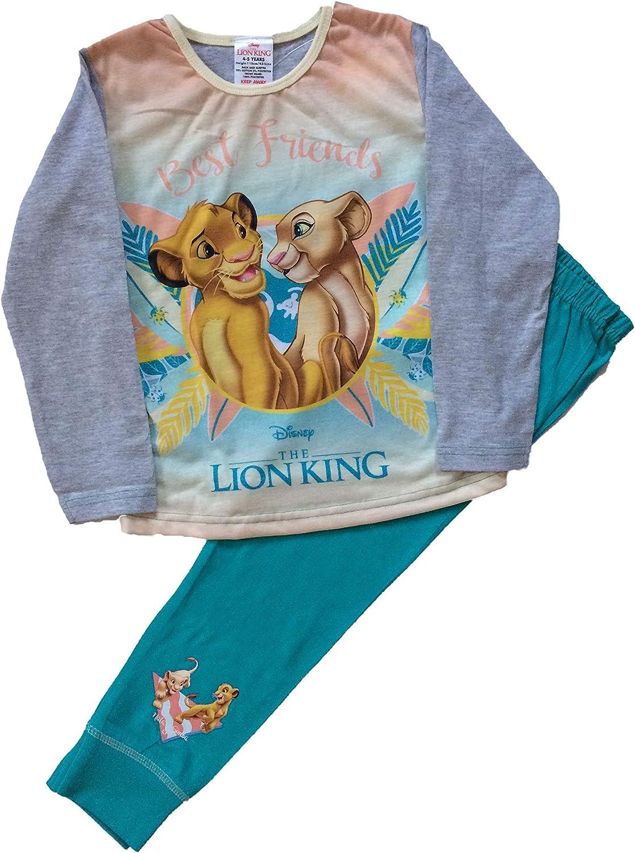 Disney Lion King Short Pyjamas 2 to 9 Years PJ Girls Boys