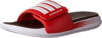 Adidas Men's Superstar 4G Slides, Core