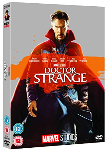 Amazon com: Marvel's Doctor Strange [DVD] [2016]: Movies & TV