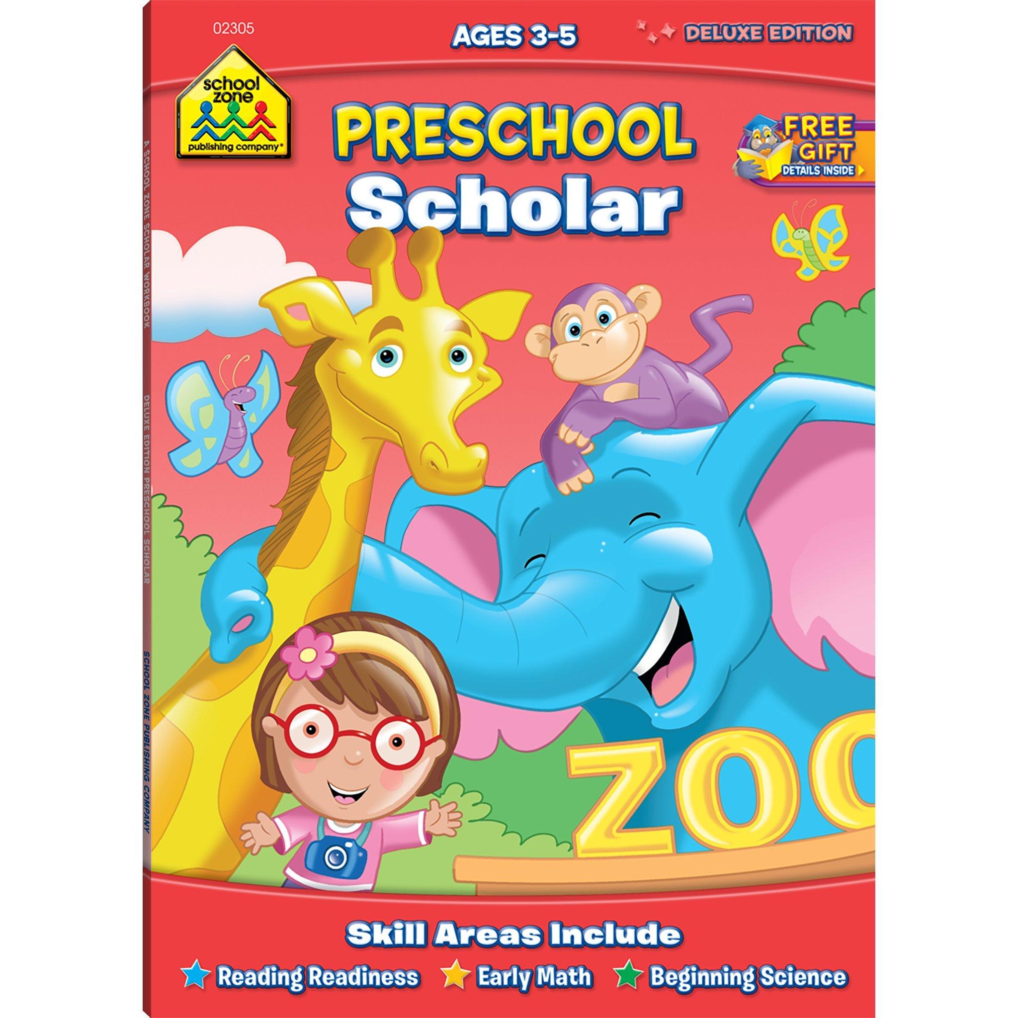 Preschool Scholar Joan Hoffman product image
