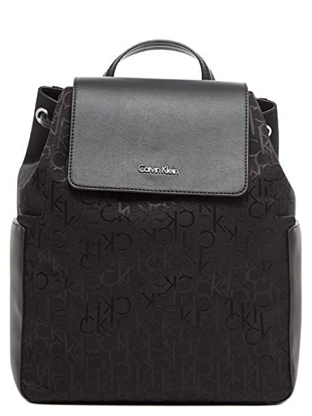 616628adc93cf Calvin Klein - Nin4 Logo Backpack