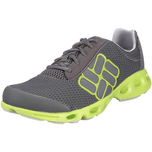 Columbia Drainmaker-Men, Zapatos de Deporte de Exterior para Hombre, Verde, 46 2/3 EU: Amazon.es: Zapatos y complementos