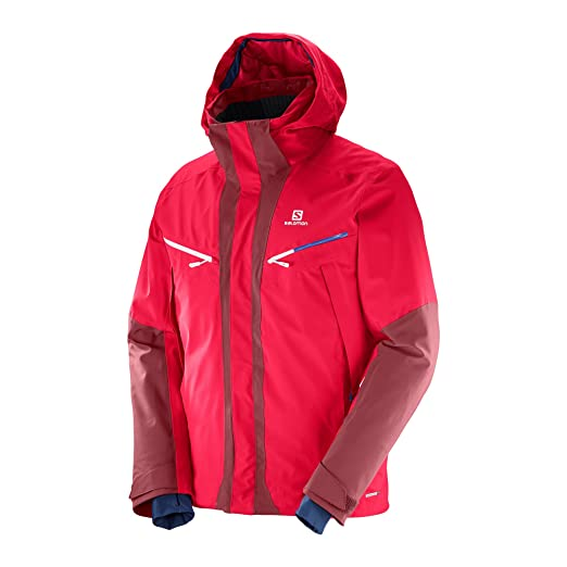 ffc7847b790 Amazon.com : Salomon Men's Icecool Jacket : Clothing