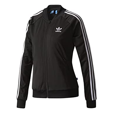 fe29dc51a423 adidas Women s Superstar Track Top at Amazon Women s Clothing store