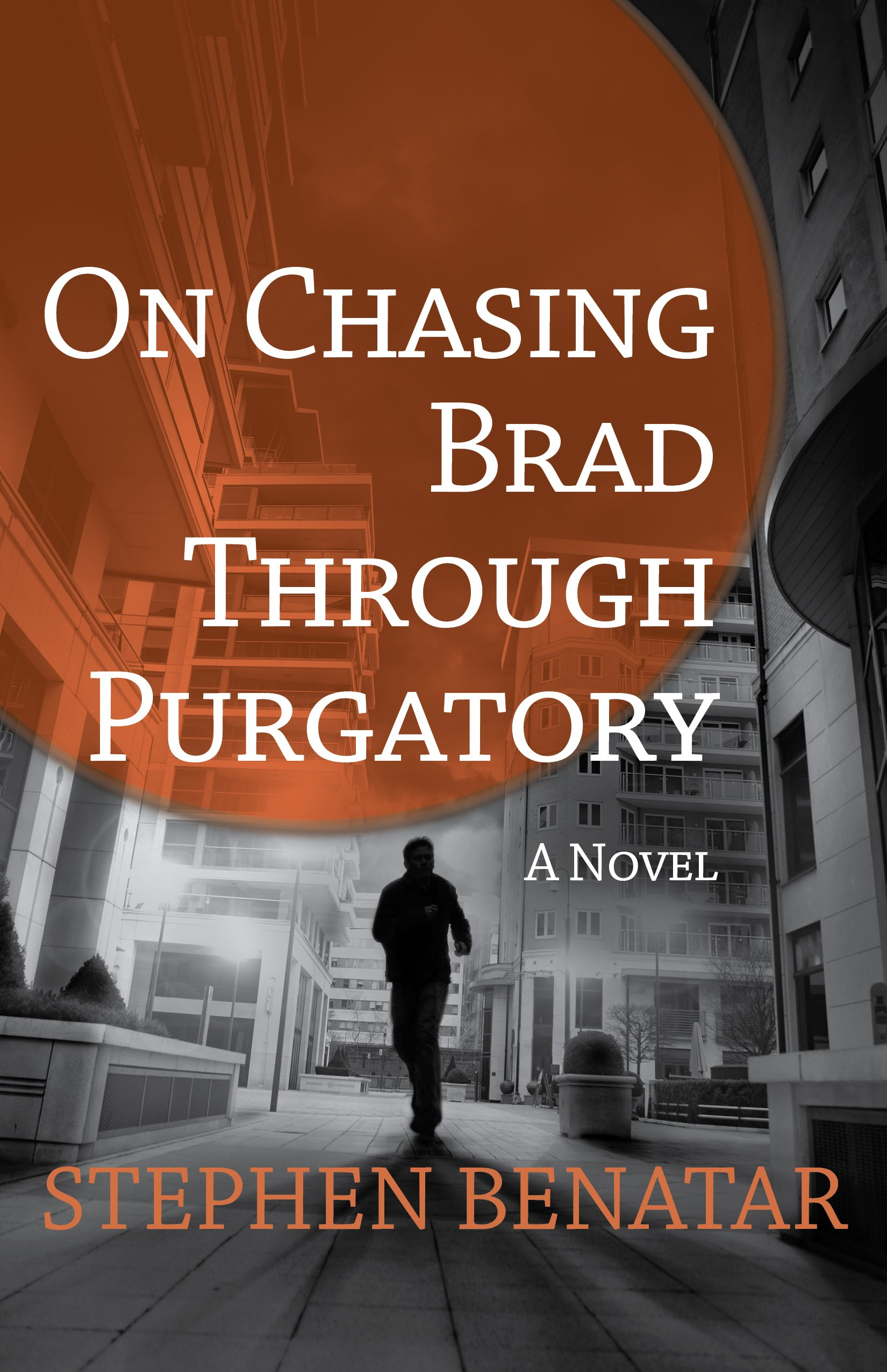 Download On Chasing Brad Through Purgatory pdf