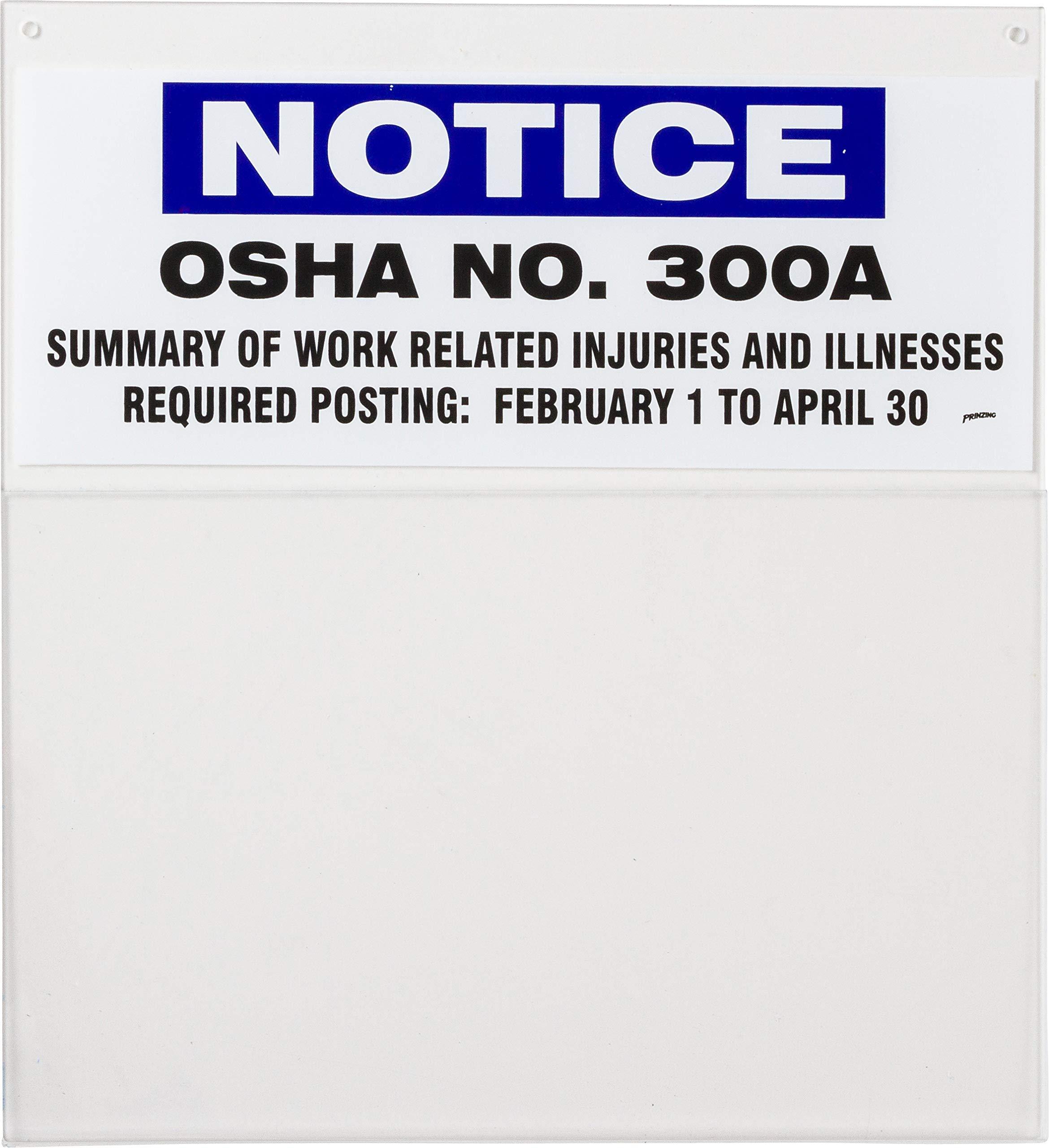 Brady OR3000 Information Board, Acrylic