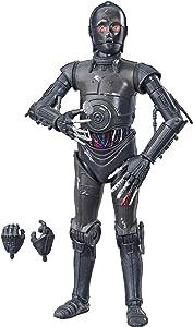 "Star Wars The Black Series Doctor Aphra Comics 6""-Scale 0-0-0 (Triple Zero) Figure"